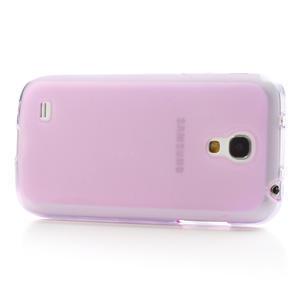 Gélové puzdro na Samsung Galaxy S4 mini i9190- fialové - 6