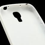 Gélové puzdro pro Samsung Galaxy S4 i9500- kvetové puzdro - 6/7