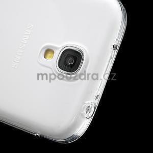 Gélové slim puzdro na Samsung Galaxy S4 i9500- biele - 6