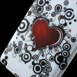 Gélové puzdro na Samsung Galaxy Note 3- horké srdce - 6/6