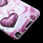Gélové puzdro pre Samsung Galaxy Note 3- dve srdca - 6/6