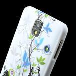 Gélové puzdro na Samsung Galaxy Note 3- květiny - 6/6