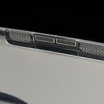 Gélové S-line puzdro pre HTC one M7- transparentný - 6/7