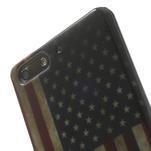 Gélové puzdro na Huawei Ascend G6 - USA vlajka - 6/7