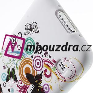 Gelové pouzdro na Samsung Galaxy S5- motýlek - 6