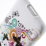 Gelové pouzdro na Samsung Galaxy S5- motýlek - 6/7