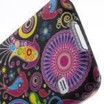 Gélové puzdro pre Samsung Galaxy S5- farebné vzory - 6/6