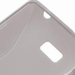 Gélové S-line puzdro pre HTC Desire 600- šedé - 6/6