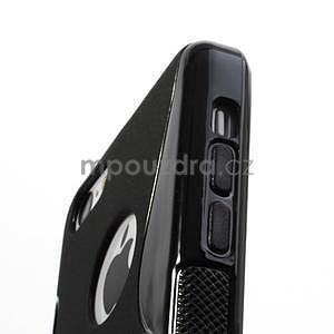 Gélové S-line puzdro pre iPhone 5C- čierné - 6