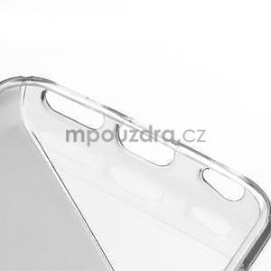 Gélové S-line puzdro pre iPhone 5C- šedé - 6