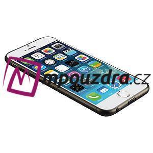 Ultra slim 0.7 mm gélové puzdro na iPhone 6, 4.7  - šedé - 6