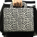 Leopard puzdro pre iPad 2, 3, 4- biele - 6/6