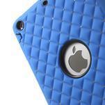 Hybridní kamínkové puzdro pre iPad mini- modré - 6/6