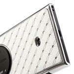 Drahokamové puzdro pre Nokia Lumia 1020- biele - 6/6