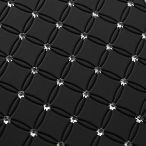 Drahokamovej puzdro pre Sony Xperia Z L36i C6603- čierné - 6