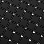 Drahokamovej puzdro pre Sony Xperia Z L36i C6603- čierné - 6/7
