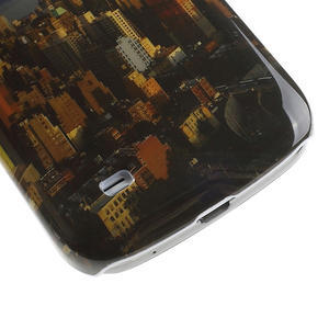 Plastové puzdro pre Samsung Galaxy S4 mini i9190- mesto - 6
