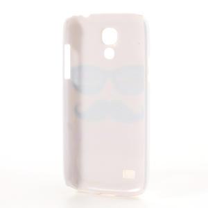 Plastové pouzdro na Samsung Galaxy S4 mini i9190- Le moustache - 6