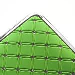 Drahokamové puzdro pre HTC one M7- zelené - 6/7