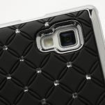 Drahokamové puzdro pre LG Optimus L9 P760- čierné - 6/7