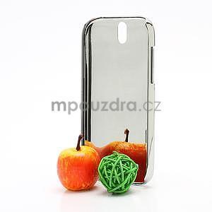 Drahokamové puzdro pre HTC One SV- čierné - 6