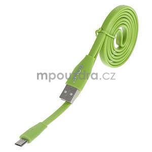 Propojovací micro USB kabel - délka 1 m - 6