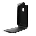 Flipové puzdro na Nokia Lumia 620- čierné - 6/6