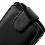 Flipové puzdro pre Nokia Lumia 625- čierné - 6/7