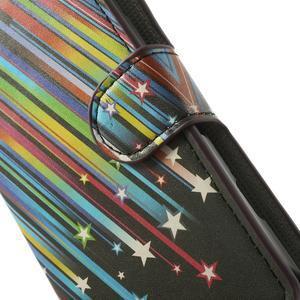 Peňaženkové puzdro na Sony Xperia L C2105 - meteor - 6