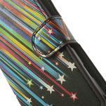 Peňaženkové puzdro na Sony Xperia L C2105 - meteor - 6/7