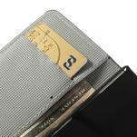 Peněženkové pouzdro na Sony Xperia Z1 Compact D5503 - meteor - 6/7