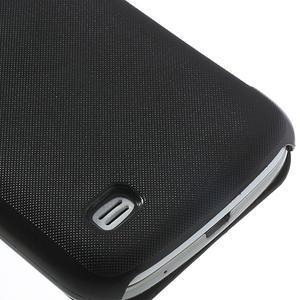 Flipové folio puzdro na Samsung Galaxy S4 mini i9190- čierné - 6