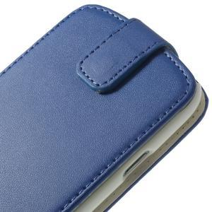 Flipové pozdropre Samsung Galaxy S3 i9300 - modré - 6