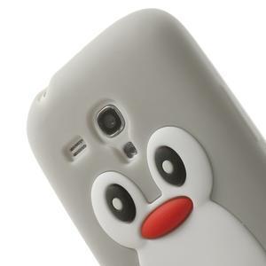 Silikonový TUČŃÁK puzdro na Samsung Galaxy S3 mini i8190- šedý - 6