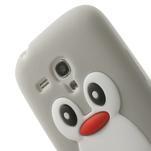 Silikonový TUČŃÁK puzdro na Samsung Galaxy S3 mini i8190- šedý - 6/7