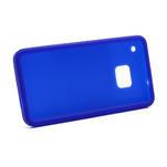 Silikonové puzdro pre HTC one M7- modré - 6/6