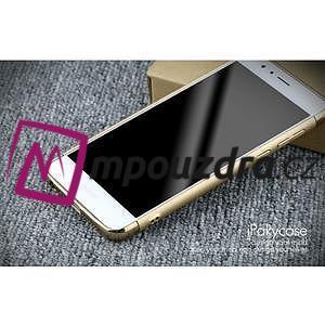 Luxusné odolný obal 3v1 pre mobil Honor 8 - zlatý - 6
