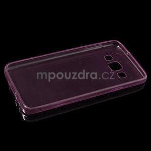 Slim obal pre Samsung Galaxy A3 - ružové - 6