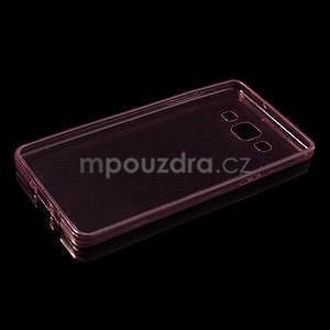 Ultra tenký obal na Samsung Galaxy A5 - červený - 6
