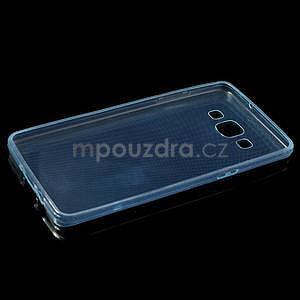 Ultra tenký obal pre Samsung Galaxy A5 - svetlo modrý - 6