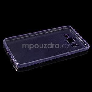 Ultra tenký obal pre Samsung Galaxy A5 - fialový - 6