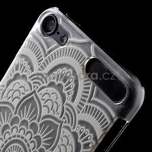 Plastový obal pre iPod Touch 5 - očarujúci kvet - 6