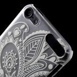 Plastový obal pre iPod Touch 5 - kvet - 6/6