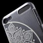 Plastový obal pre iPod Touch 5 - polkruh mandala - 6/6