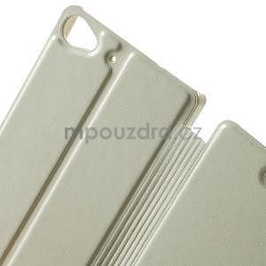 Peňaženkové puzdro Lenovo Vibe X2 - biele - 6