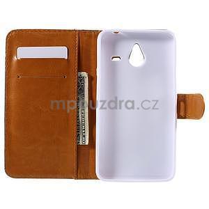 Zapínacie peňaženkové puzdro Microsoft Lumia 640 XL - folk - 6
