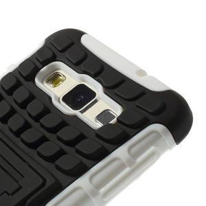 Outdoor odolný kryt na mobil Samsung Galaxy A3 - biely - 6