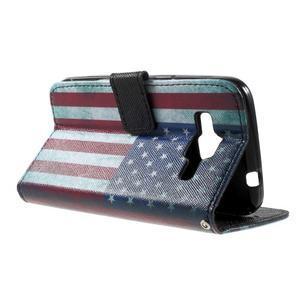 Puzdro na mobil Samsung Galaxy Core Prime - US vlajka - 6