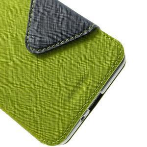 Safety puzdro s okienkom pre Samsung Galaxy Grand Prime - zelené - 6