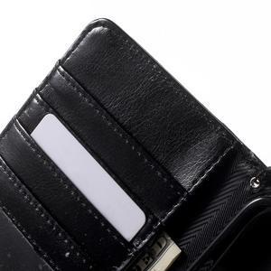 Writes elegantné puzdro pre Samsung Galaxy Grand Prime - čierne - 6